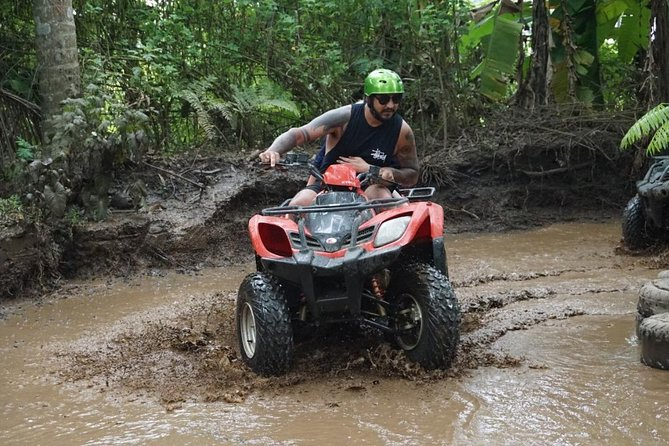 ATV Ride and Ubud Tour