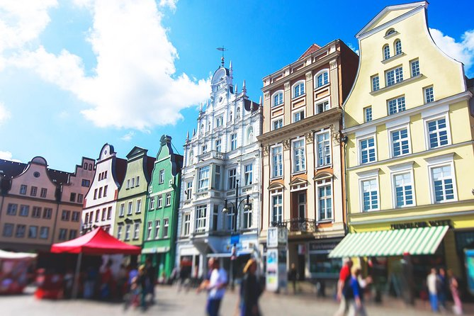 Best of Warnemuende & Rostock Join-in Shore Excursion