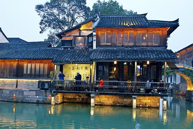 In-depth Wuzhen Water Town Private Tour from Shanghai