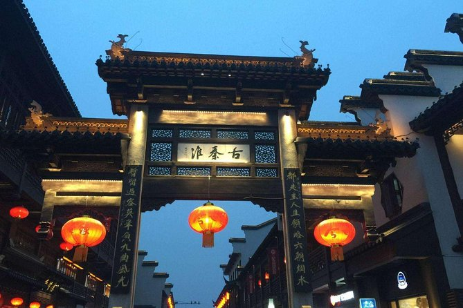 3-Hour Nanjing Authentic Local Food Tour by Public Transportation