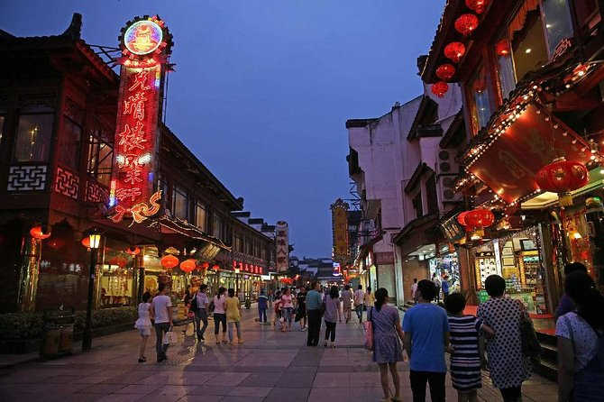3-Hour Nanjing Authentic Local Food Tour by Public Transportation photo 4