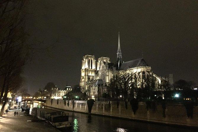 City of Lights after dark