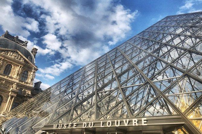 Scandals: Louvre (semi-privé) met toegang via Skip-the-Line