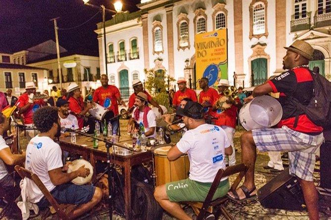 Pelourinho Private Tour by Night