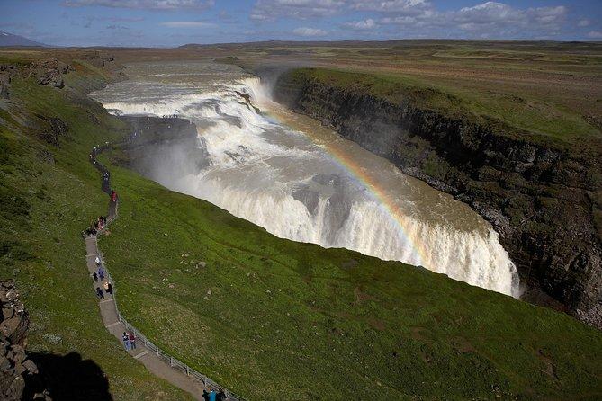 Reykjavik Shore Excursion: Golden Circle Express Tour