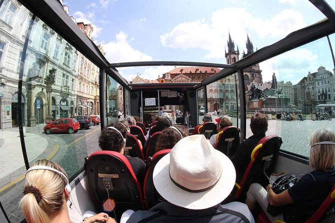 Prague 2-hour Panoramic Bus Tour