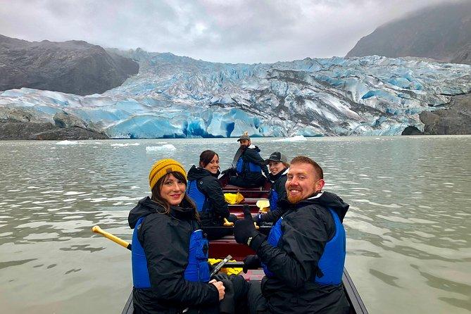 Mendenhall Glacier Lake Canoe Tour