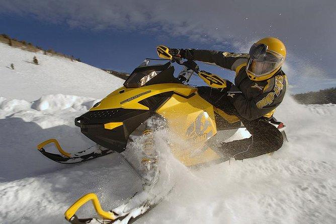 Ski-doo Snow Safari in Borovets
