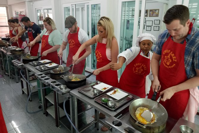 Chef Leez Traditional Thai Cooking Class in Bangkok