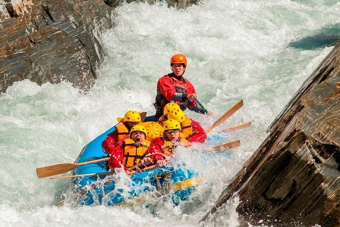 Shotover River Rafting Trip from Queenstown photo 1