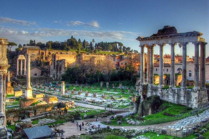 Flexi-Pass Skip-The-Line Ancient Roman Forum & Palatine Hill Guided Tour