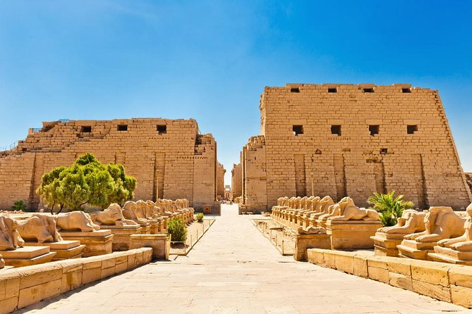 Marsa Alam: Full day Guided tour to East & West banks in Luxor Rounded trip