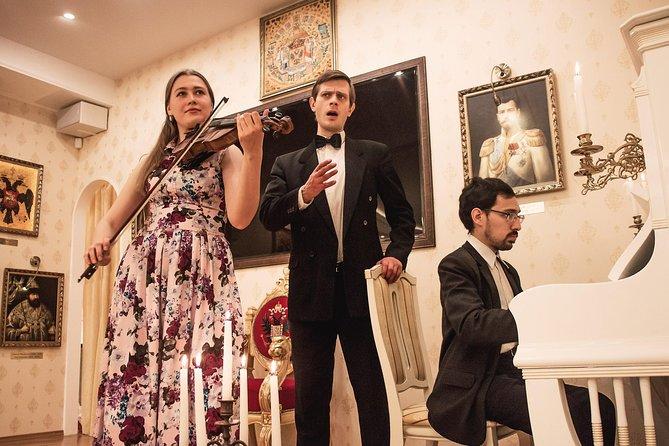 Skip the Line: Romanovs Opera Live Music Show Ticket