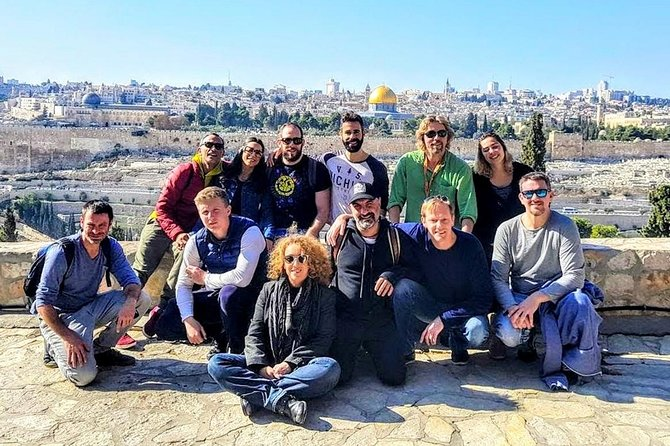 Jerusalem Boutique Tour from Tel Aviv