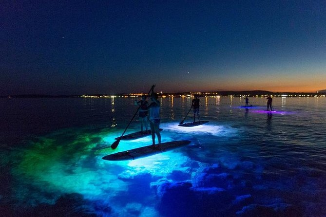 Night Glow Stand-Up-Paddle Tour in Medulin