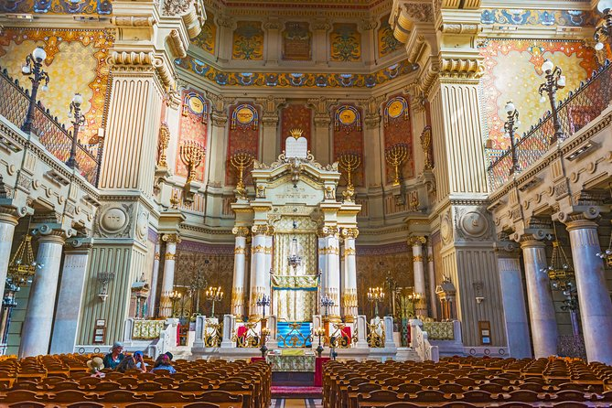 Rome Jewish Ghetto and the Great Synagogue