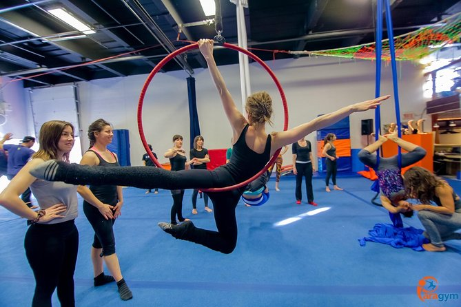 Aerial Silks Experience for All