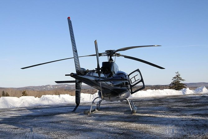 Private Lake Placid Olympic Experience with Helicopter Charter