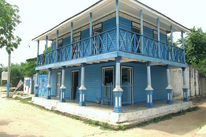 Barú, village of ecotourism, culture and sea