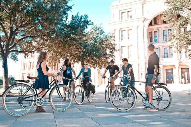 Austin Icons Bicycle Tour
