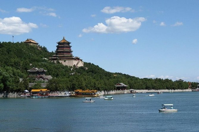Tiananmen Square- Forbidden City, Hutong Richshaw, Summer Palace Private Tour