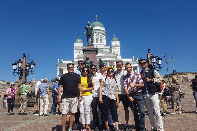 Small Group Shore Excursion: Helsinki Highlights With a Local Guide
