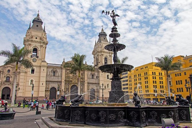 Lima City Tour (half a day)