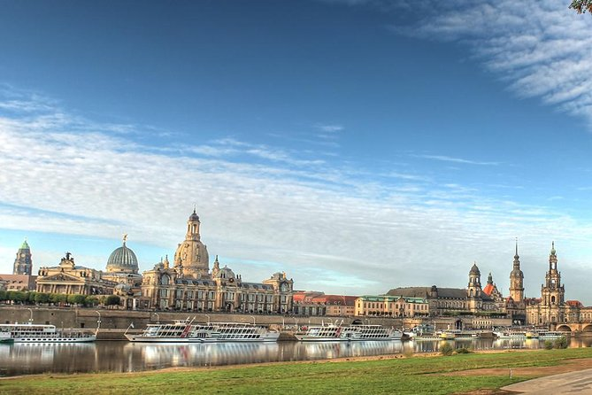 Classical Dresden Walking Tour with German-Speaking Guide