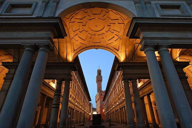 Uffizi Gallery Admission Ticket in Florence photo 1