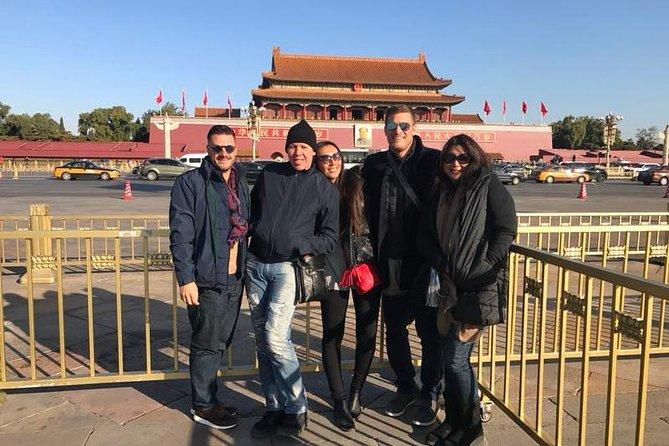 Tian'anmen Square Forbidden City plus Coal Hill Park Small Group Walking Tour