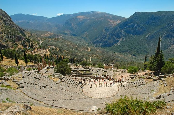 Delphi Day Trip from Athens photo 6