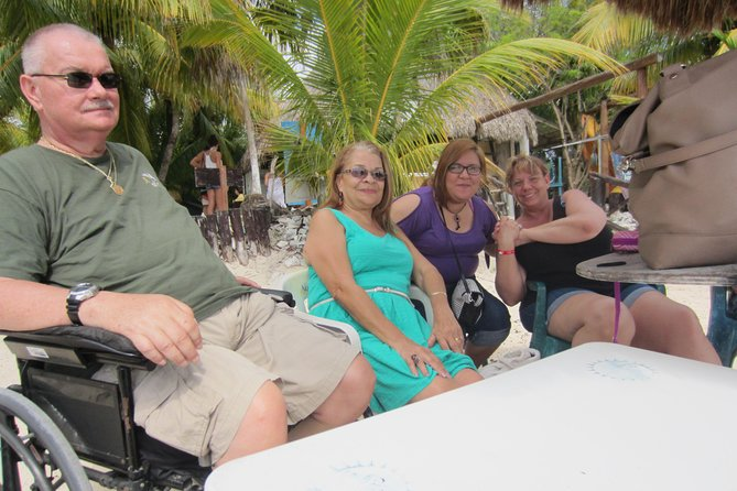 Wheelchair-Accessible Private Island Tour of Cozumel photo 3