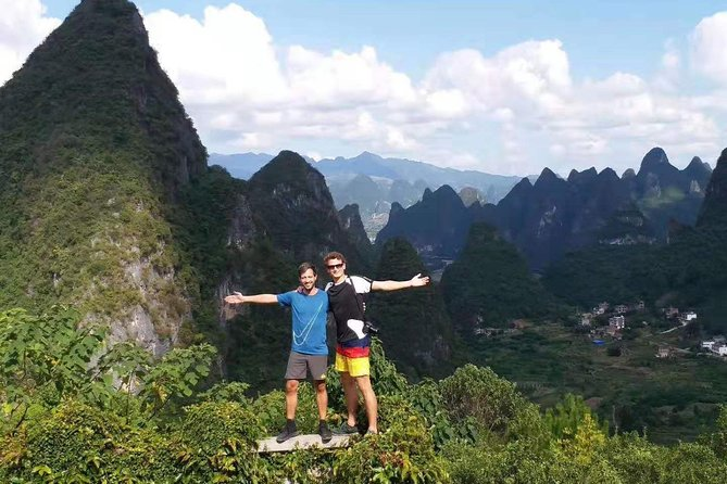 All Inclusive Private Yangshuo Day Tour with Optional Show