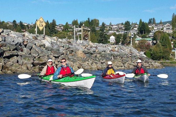 Gibsons Beachcomber Kayak Tour