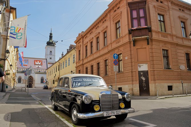 ZAGREB CLASSIC WALKING TOUR