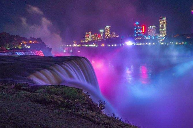 Niagara Falls All American Illumination Tour