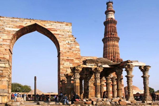 5 Day Private Heritage Golden triangle tour