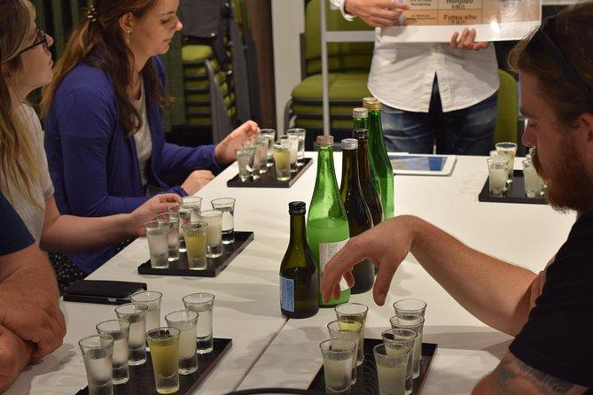 1.5 Hours Kyoto Insider Sake Experience