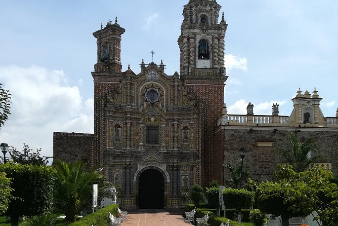 Cholula Pyramid and Puebla: Private Tour From Mexico City photo 8