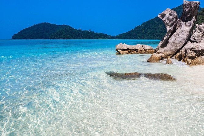Snorkel Tour to Surin Islands by Fantastic Similan from Krabi