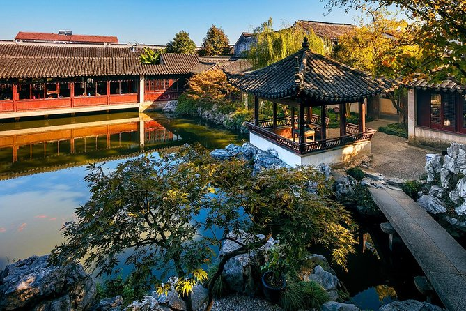 2-Day Shanghai and Suzhou Private Customized Tour with First-Class Bullet Train