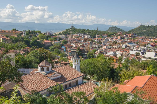 From Sofia to Plovdiv - Day trip!