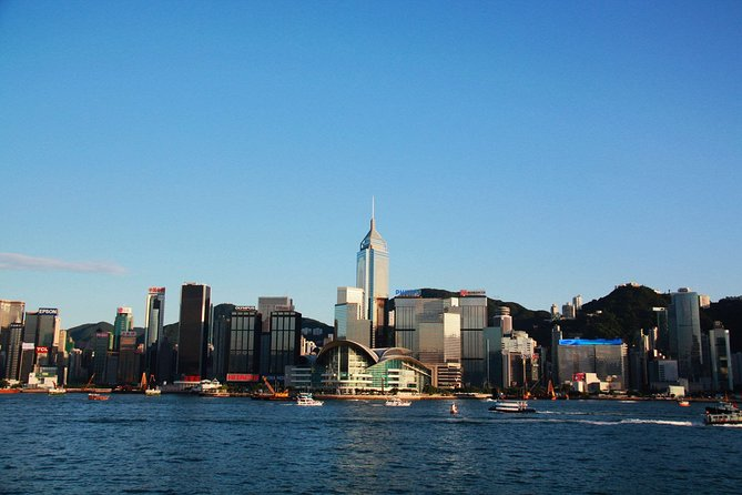 Private Tour: Hong Kong Day Trip From Guangzhou By Bullet