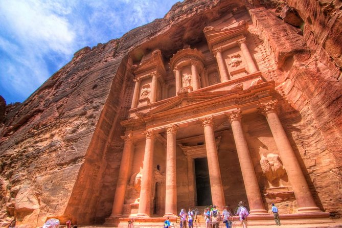 Private Tour Petra and Shobak Castle from Amman