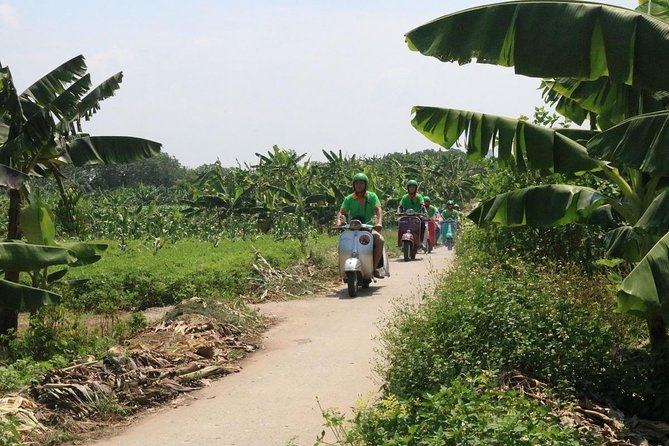 Hoi An Vespa Countryside Tour - Islands & Rural Villages 5 hours