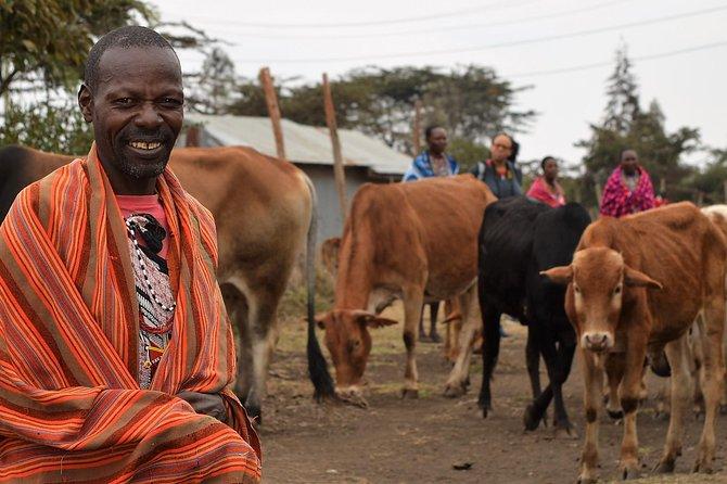 Masai Eco Tour