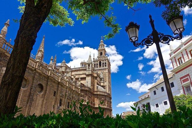 Visita guiada de la catedral de Sevilla, el Alcázar y el barrio judío sin colas
