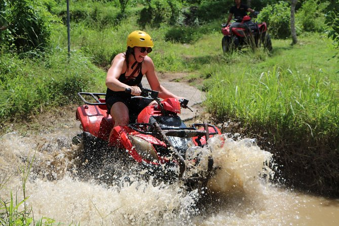 ATV Ride in Bali with optional exploring waterfall