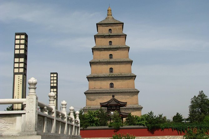 Xi'an Half-Day City Tour - Shaanxi History Museum and Big Wild Goose Pagoda