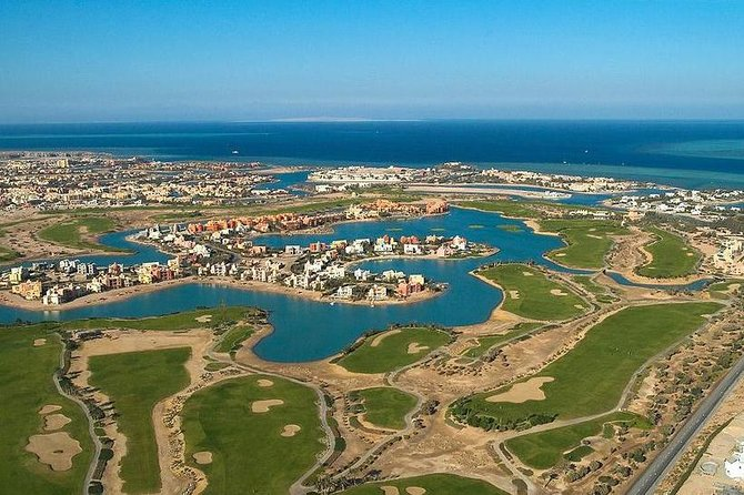 El Gouna - Private Sightseeing Tour in the Egyptian Venice